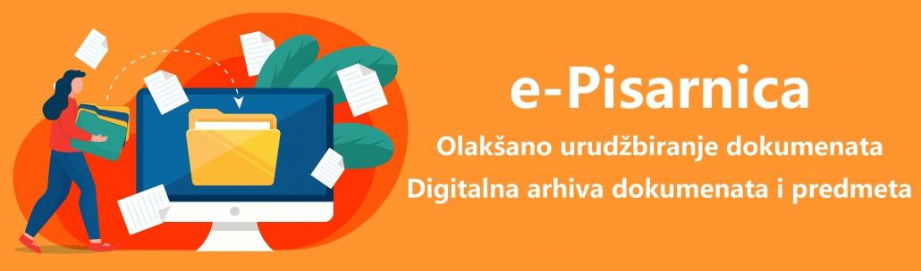 e-Pisarnica i urudžbiranje dokumenata